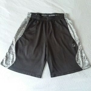 AND1 Limited Edition Basketball Shorts